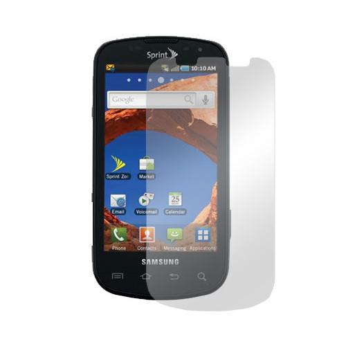 Samsung Epic 4G Screen Protector w/ Mirror Effect
