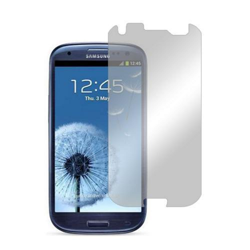 Samsung Galaxy S3 Screen Protector w/ Mirror Effect