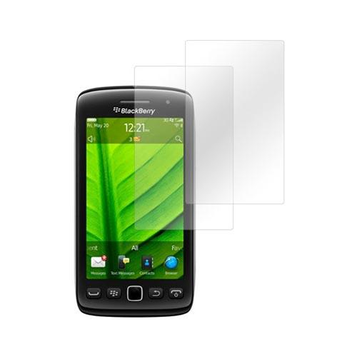 Premium Blackberry Torch 9850 Screen Protector (2 Pack) - Clear