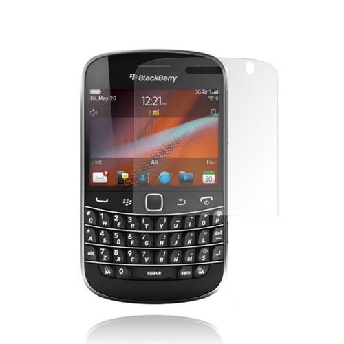 Premium Blackberry Bold 9900, 9930 Screen Protector - Clear