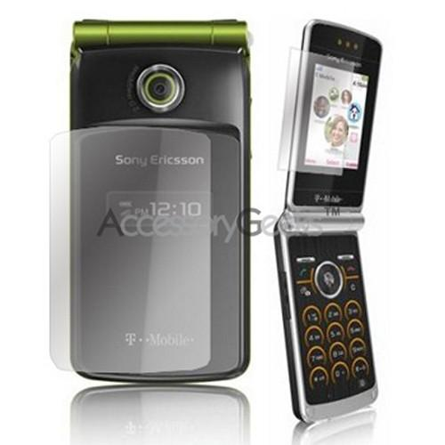 Premium Sony Ericsson TM506 High Quality Screen Protector