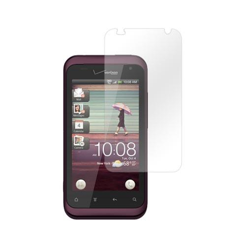 Premium HTC Rhyme Screen Protector - Clear