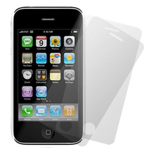 Premium Apple iPhone 3Gs 3G High Quality Screen Protector (2 Pack)
