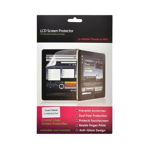 Amazon Kindle Fire HD Screen Protector - Clear