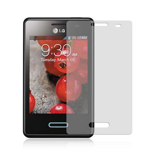 Clear Screen Protector for LG Optimus L3 II