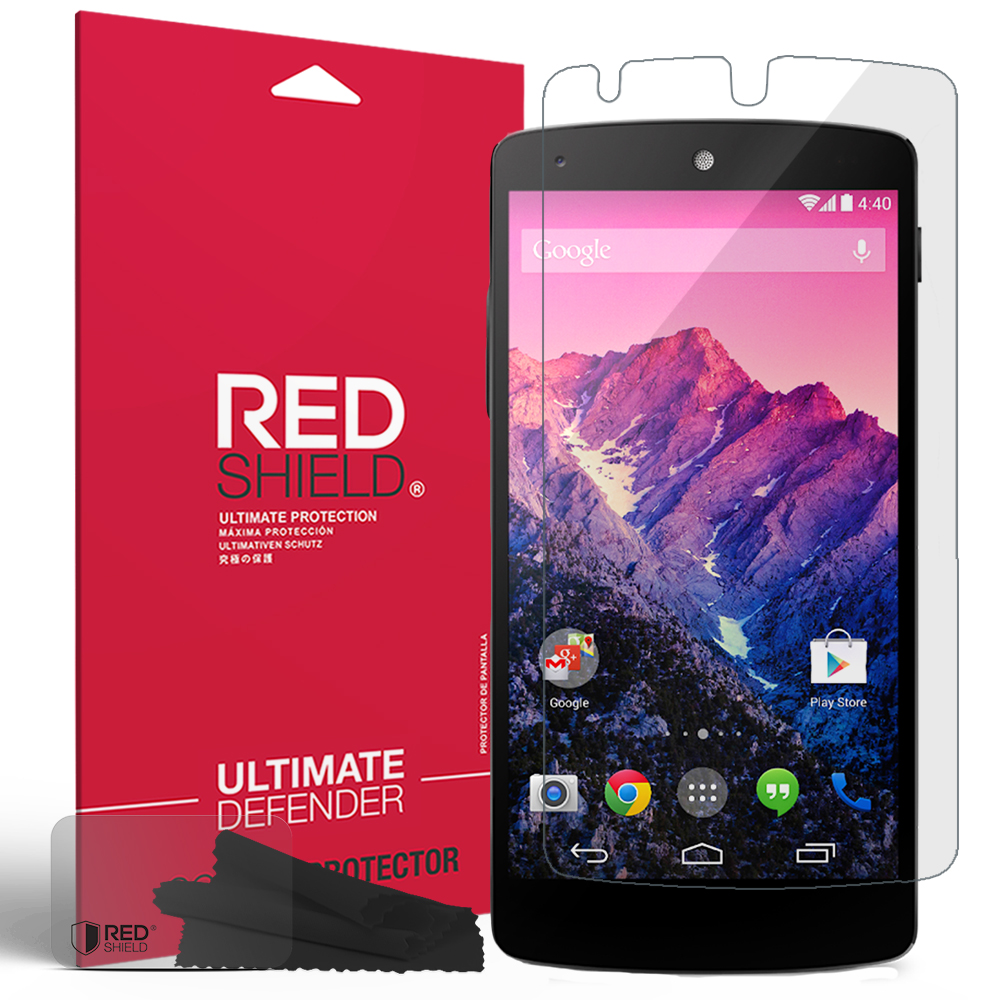 Clear Screen Protector for LG Google Nexus 5