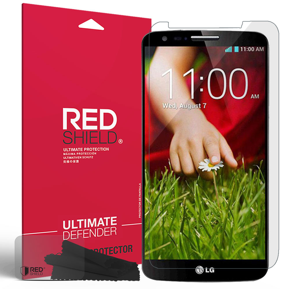 Clear Screen Protector for LG G2