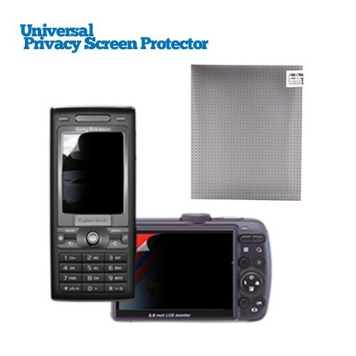Privacy Screen Protector for Cell Phones, Cameras, PDAs