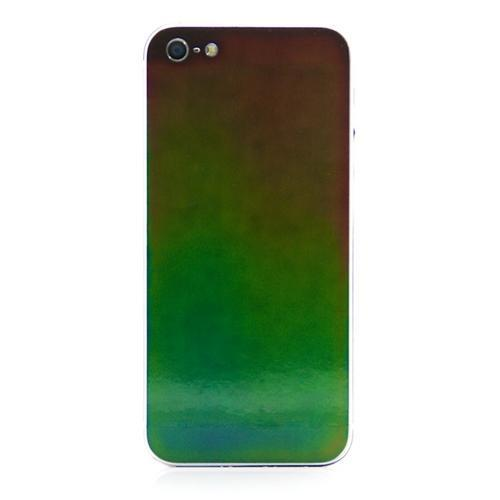Apple iPhone SE/5/5S/5C, SlickWraps [Mood Ring] Protective Skin & Screen Protector