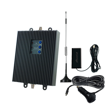 SureCall TriFlex2Go-T | 3G-4G for T-Mobile 50db Cell Phone Signal Booster Kit for Vehicles/ Small Boats/ RVs - FCC Approved!