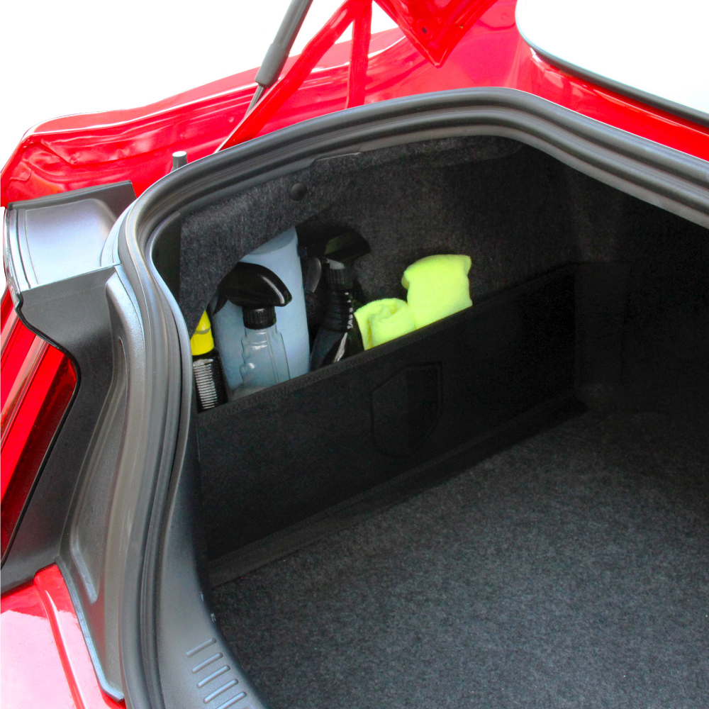 [REDshield] Multipurpose Auto Trunk Organizer For Car, SUV, Or Minivan   [