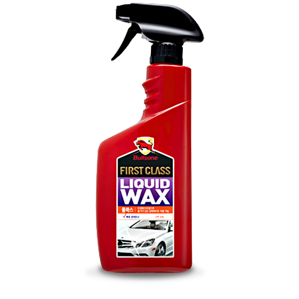 Bullsone First Class Liquid Wax - Deep Gloss And Outstanding Durability Raises The Class Of Your Car!