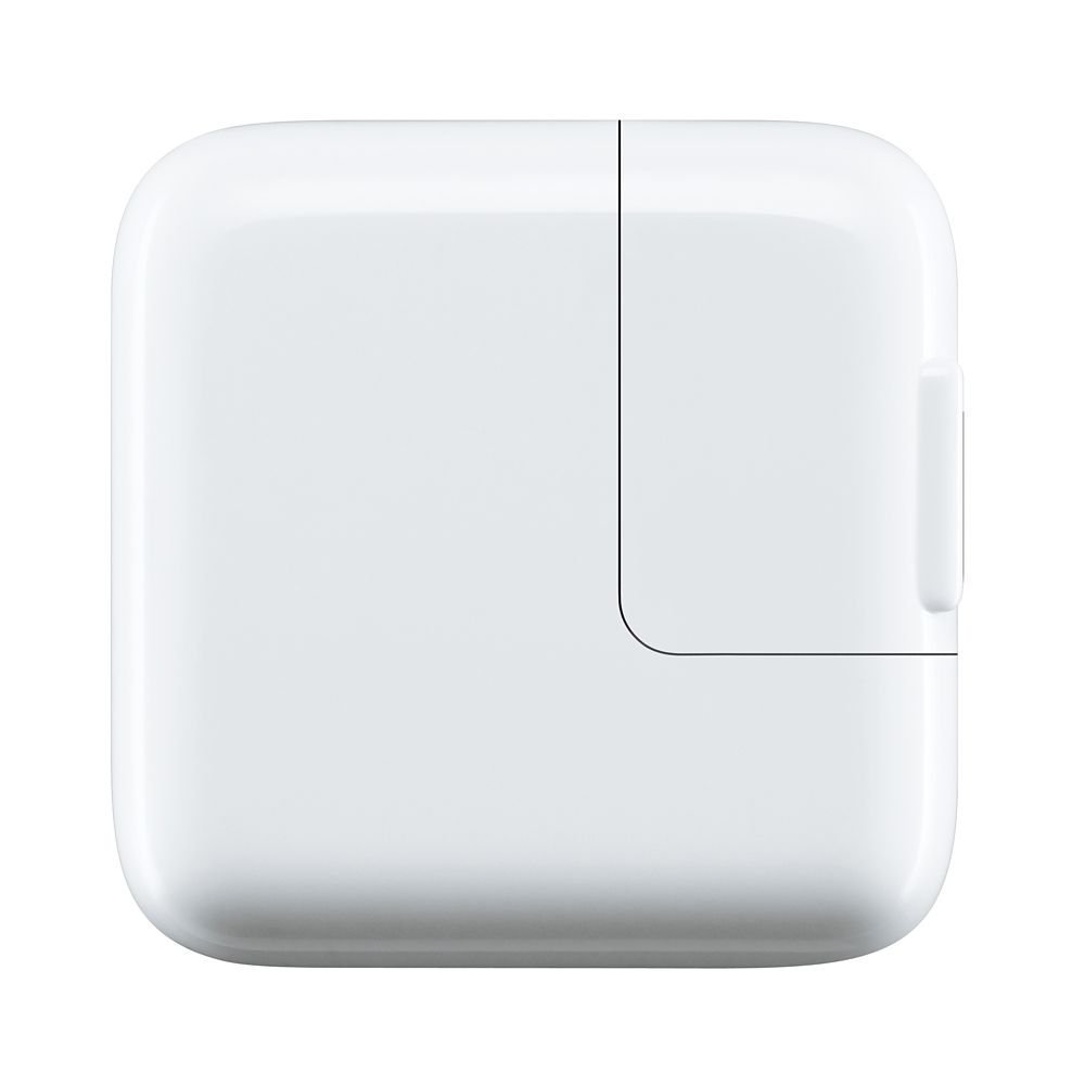[Apple] USB Power Adapter w/ USB Port [12W] - MD836LL/A